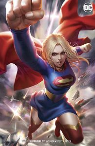 [Supergirl #37 (Card Stock Variant Edition) (Product Image)]