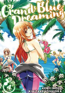 [Grand Blue Dreaming: Volume 4 (Product Image)]