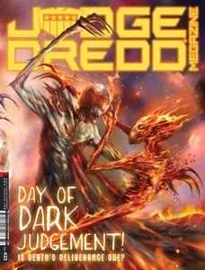 [Judge Dredd Megazine #433 (Product Image)]