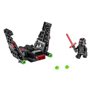 [LEGO: Star Wars: The Rise Of Skywalker: Playset: Kylo Ren Shuttle Microfighter (Product Image)]