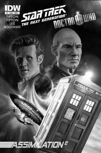 [Star Trek: The Next Generation/Doctor Who: Assimilation #1 (Product Image)]