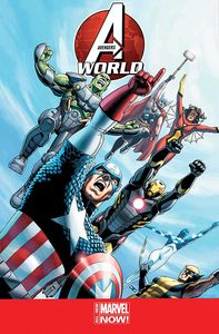 [Avengers World: The Complete Collection (Product Image)]