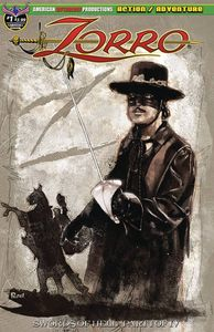 [Zorro: Swords Of Hell #1 (Pinto Classic Nostalgia Cover) (Product Image)]