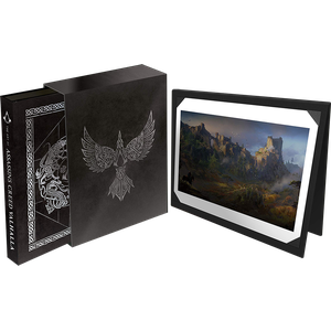 [The Art Of Assassins Creed: Valhalla (Deluxe Edition Hardcover) (Product Image)]