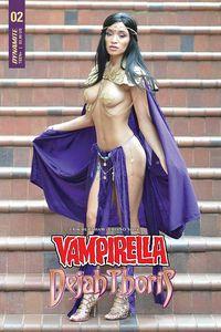 [Vampirella/Dejah Thoris #2 (Cover F Dejah Thoris Cosplay) (Product Image)]