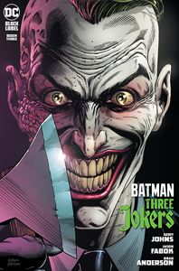 [Batman: Three Jokers #3 (Mohawk Premium Variant) (Product Image)]
