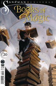 [Books Of Magic #20 (Product Image)]