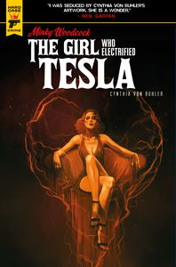 [Minky Woodcock: The Girl Who Electrified Tesla #3 (Cover C Caranfa) (Product Image)]