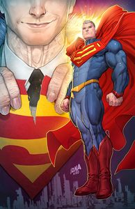 [Future State: Superman Vs Imperious Lex #3 (Cover B David Nakayama Card Stock Variant) (Product Image)]