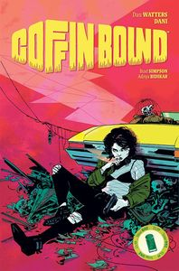 [Coffin Bound #1 (Product Image)]