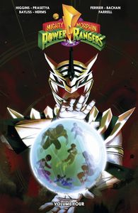 [Mighty Morphin Power Rangers: Volume 4 (Product Image)]
