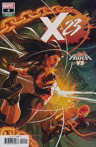 [X-23 #4 (Putri Cosmic Ghost Rider Variant) (Product Image)]