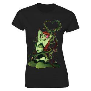 [DC: Bombshells: Women's Fit T-Shirt: Poison Ivy (Product Image)]