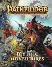 [Pathfinder: Mythic Adventures (Hardcover) (Product Image)]