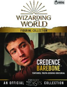 [Wizarding World Figurine Collection: Credence (Product Image)]