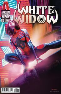[White Widow #8 (Cover A Cosplay) (Product Image)]