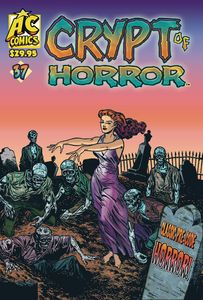 [Crypt Of Horror: Volume 37 (Product Image)]