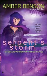 [Calliope Reaper-Jones: Book 3: Serpent's Storm (Product Image)]
