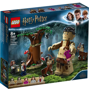 [LEGO: Harry Potter: Forbidden Forest Umbridge's Encounter (Product Image)]