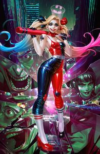 [Harley Quinn #1 (Cover B Derrick Chew Card Stock Variant) (Product Image)]