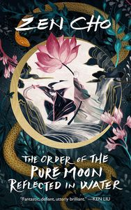 [The Order Of The Pure Moon Reflected In Water (Hardcover) (Product Image)]