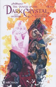 [Jim Henson: Power Of Dark Crystal #2 (Product Image)]