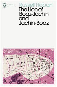 [The Lion Of Boaz-Jachin & Jachin-Boaz (Product Image)]