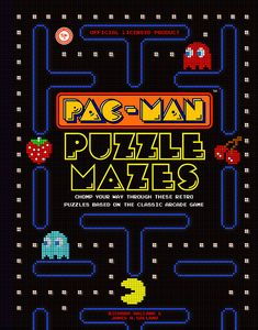 [Pac Man Puzzle Mazes (Product Image)]