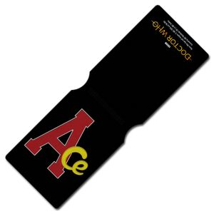 [Doctor Who: Travel Pass Holder: Ace Logo (UK Convention Special 2019) (Product Image)]