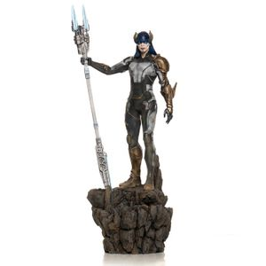 [Avengers: Endgame: Black Order Deluxe Art Scale Statue: Proxima Midnight (Product Image)]