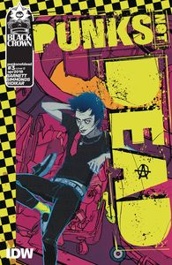 [Punks Not Dead #3 (Cover B Wu) (Product Image)]