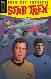 [Star Trek: Gold Key Archives: Volume 5 (Hardcover) (Product Image)]