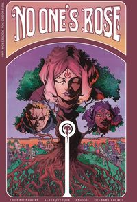 [The cover for No Ones Rose #1 (Cover A Main)]