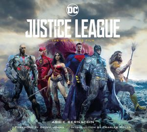 [The Art Of Justice League (Hardcover) (Product Image)]