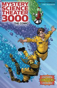 [Mystery Science Theater 3000: The Comic (Product Image)]