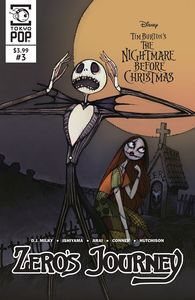 [The Nightmare Before Christmas: Zeros Journey #3 (Product Image)]