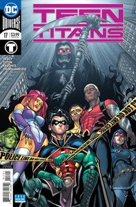 [Teen Titans #17 (Variant Edition) (Product Image)]