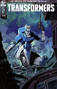 [Transformers #2 (Cover A Daniel) (Product Image)]