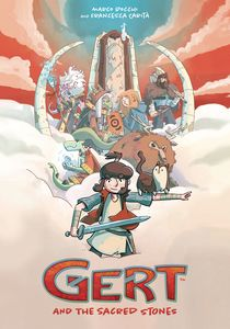 [Gert & The Sacred Stones (Product Image)]