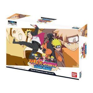 [Naruto: Card Game: Naruto Shippuden & Boruto Set (Product Image)]