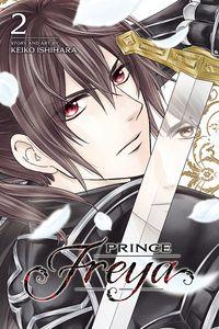 [Prince Freya: Volume 2 (Product Image)]
