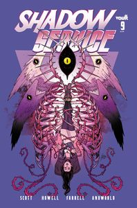[Shadow Service #9 (Cover A Howell) (Product Image)]