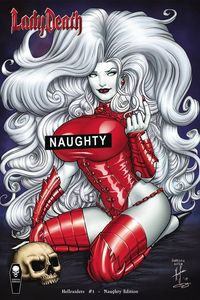 [Lady Death: Hellraiders #1 (Naughty Edition) (Product Image)]