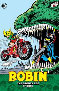 [Robin: The Bronze Age: Omnibus (Hardcover) (Product Image)]
