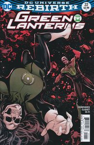 [Green Lanterns #22 (Variant Edition) (Product Image)]