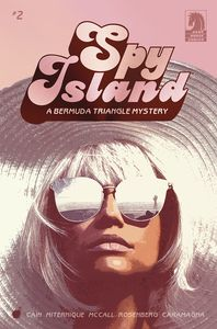 [Spy Island #2 (Cover A Miternique) (Product Image)]