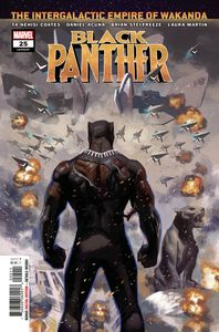 [Black Panther #25 (Product Image)]