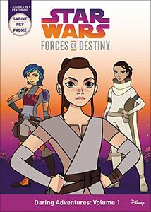 [Star Wars: Forces Of Destiny: Daring Adventures: Volume 1 (Product Image)]