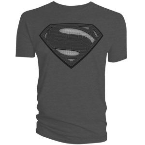 [Batman v Superman: Dawn Of Justice: T-Shirt: Superman Emblem (Product Image)]