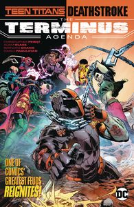 [Teen Titans/Deathstroke: The Terminus Agenda (Product Image)]